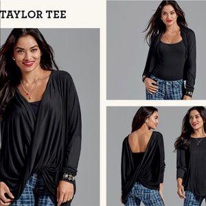 CABI | Taylor Black Blouse NEW